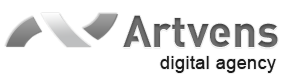 Artvens Digital Agency Logo